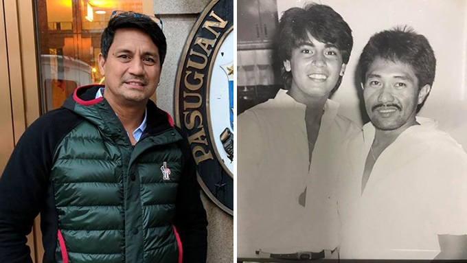 Richard Gomez recounts first movie with Direk Maryo