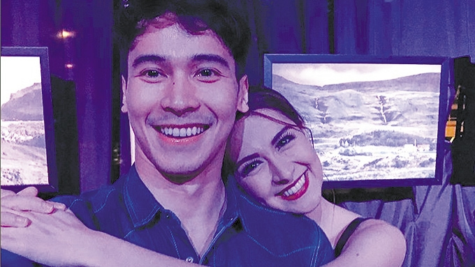 Marian and Enchong exchange messages on Instagram