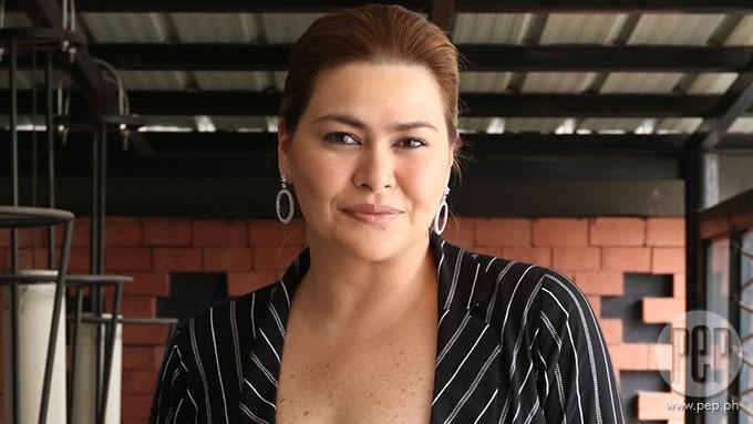 Aiko Melendez denies filing a case against Jomari Yllana