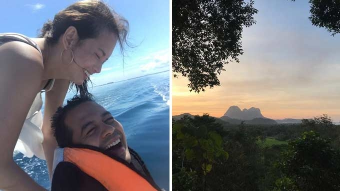 Are John Lloyd and Ellen getting ready to live together?