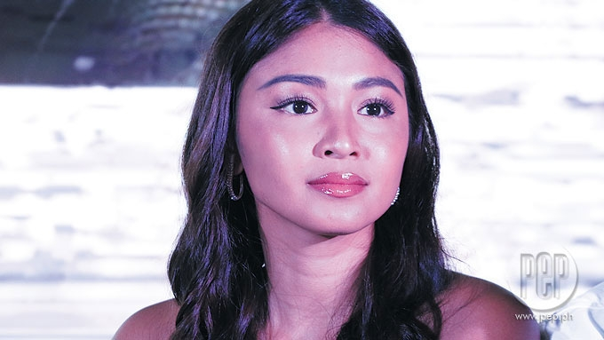 Nadine Lustre begins own healing by letting go