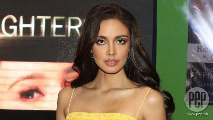 Megan Young recounts bridal bouquet-snatching feat