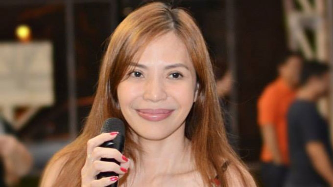 Jenine Desiderio posts cryptic message on Facebook