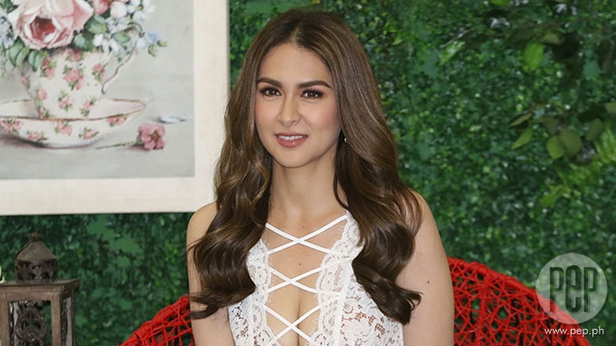 Marian Rivera insists she's never had problem with Karylle
