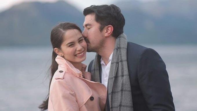 Luis Manzano reacts to Jessy Mendiola's bridal shoot