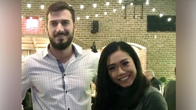 Rachelle Ann Go posts very first picture with fiancé Martin