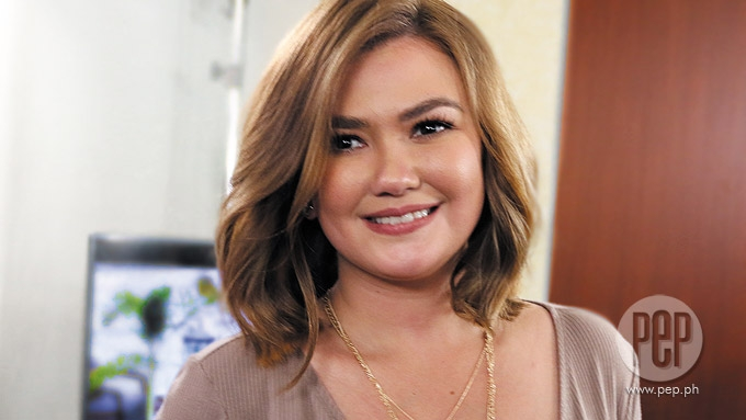 Is Angelica willing to give ex-BF a second chance?