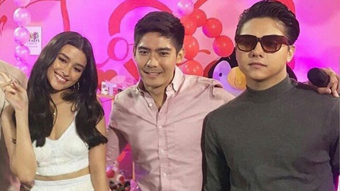 Robi earns ire of KathNiel fans over Daniel-Liza video