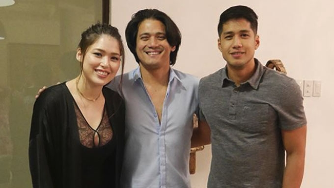 Robin Padilla finally buries the hatchet with Aljur Abrenica