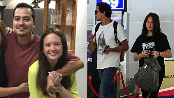 John Lloyd, Ellen fly to Japan amid wedding rumors