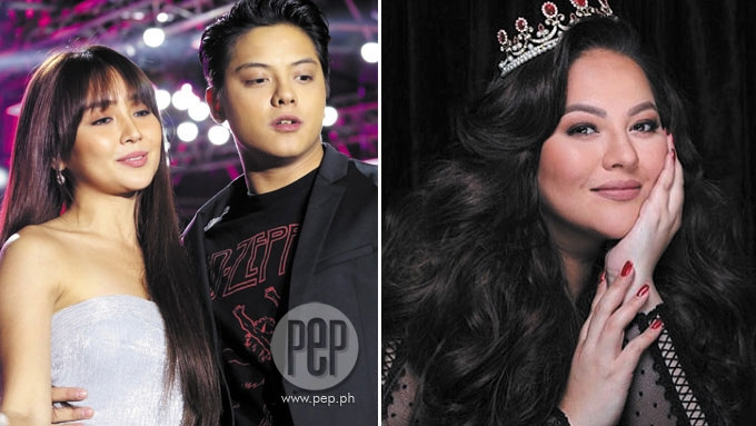 Karla asks netizen to stop comparing KathNiel with JaDine
