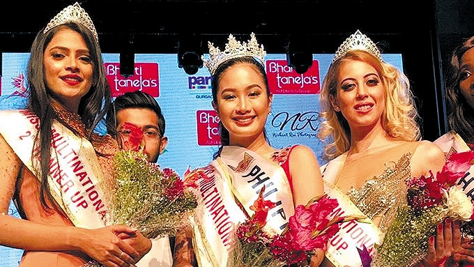 Philippines wins first-ever Miss Multinational pageant