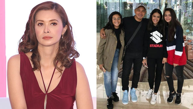 Sunshine Cruz takes a swipe at Cesar Montano's sister