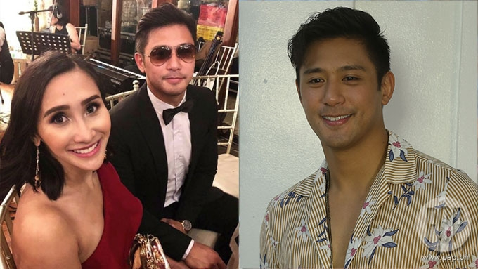 Rocco Nacino in a relationship with pro volleyball player?