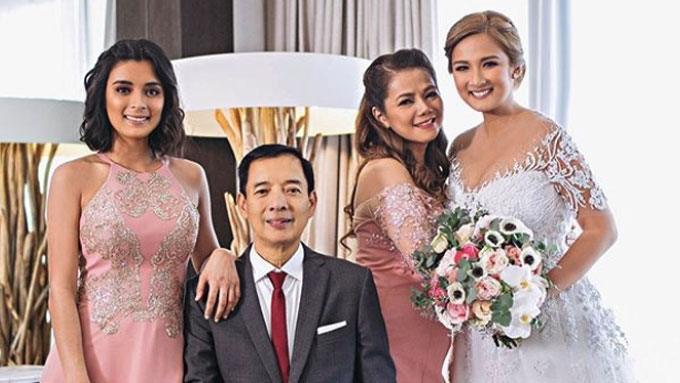 Michelle and Ehra Madrigal's father passes away