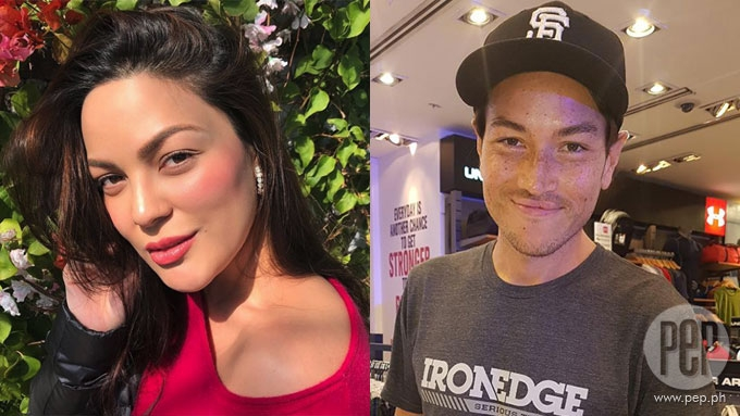 KC Concepcion clarifies rumored breakup with Aly Borromeo