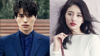 <em>Goblin</em> star Lee Dong Wook is dating Miss A's Suzy