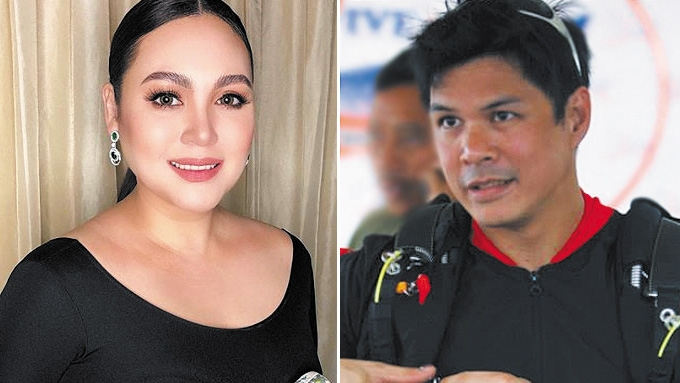 Claudine defends Sabina's post about Raymart's relationship