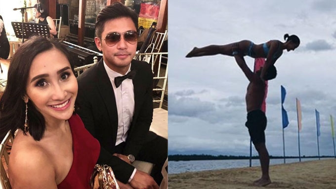 Rocco Nacino posts first photo with girlfriend on Instagram