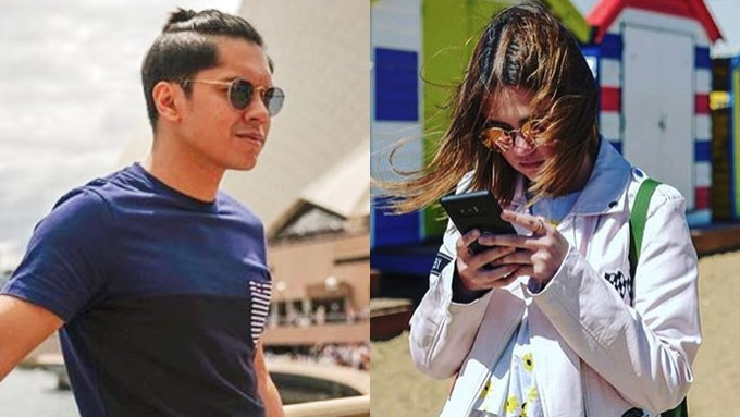 Angelica, Carlo banter about who will fall in love first