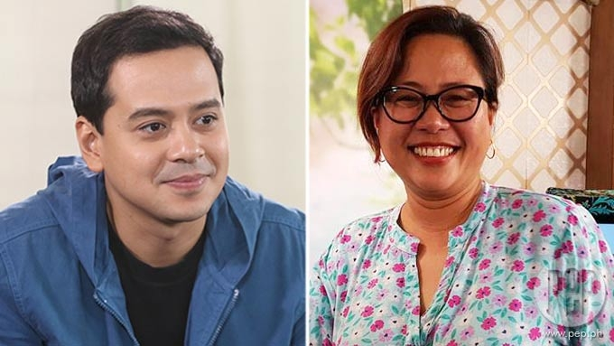 Direk Cathy supports John Lloyd's leave from showbiz