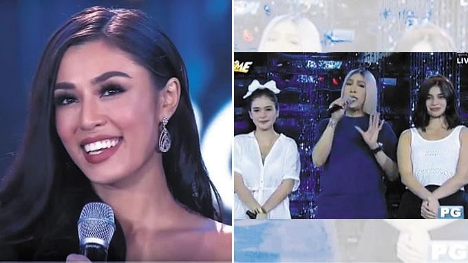 Sandra Lemonon vows to join Binibining Pilipinas again