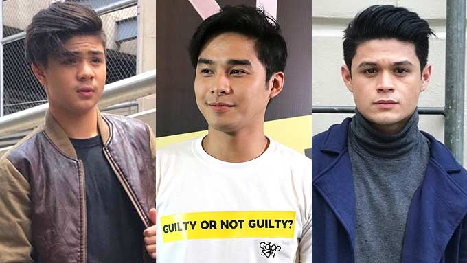 McCoy de Leon says Bugoy, Jon suspended for a reason