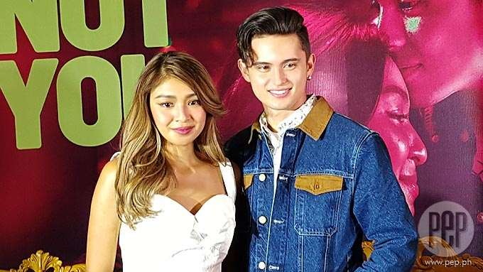 James experiences different kind of love with Nadine