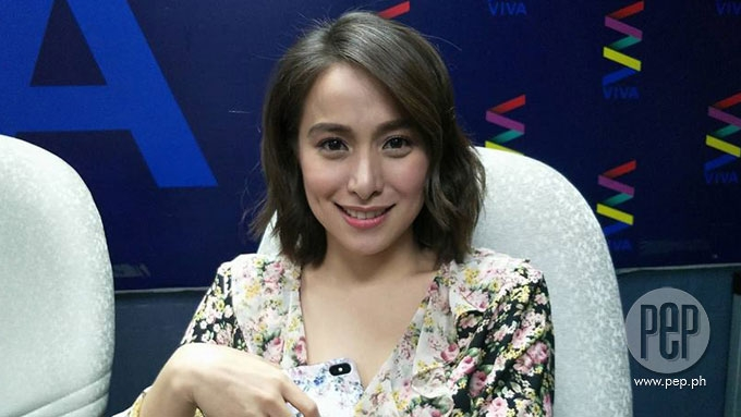 Cristine Reyes denies her marriage is on the rocks