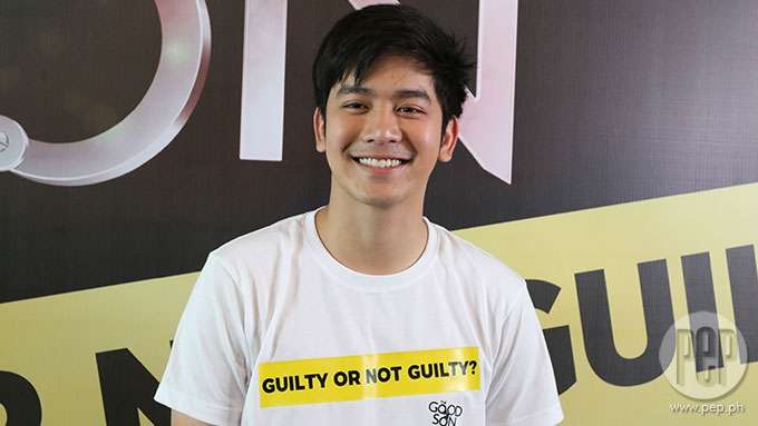 Joshua Garcia brushes off alleged messages with female fan