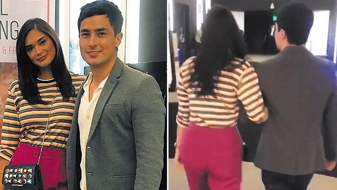 Pia, Marlon still sweet amid issue with Gerald, Bea