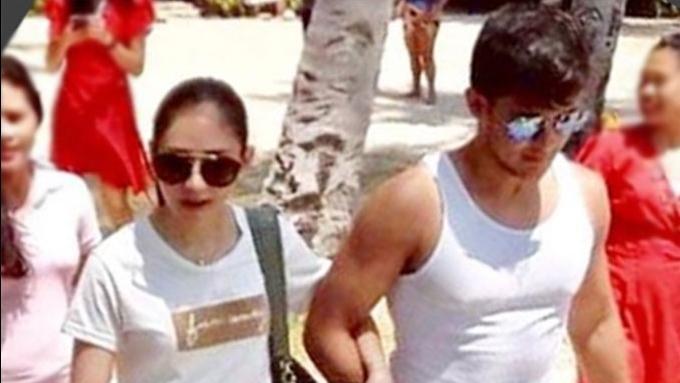 Matteo denies proposing to Sarah in Palawan