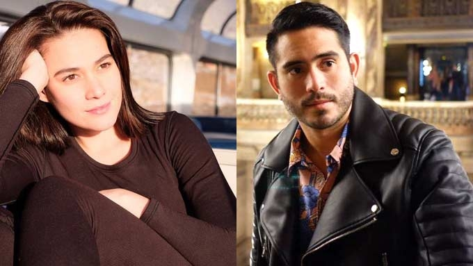 Bea Alonzo and Gerald Anderson together in London?