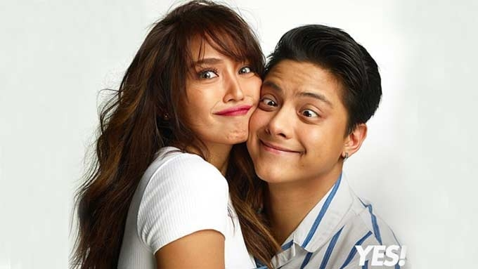 Kathryn laughs off out-of-wedlock pregnancy prediction