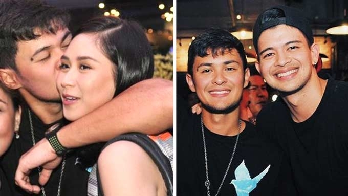 Sarah Geronimo ja Matteo Guidicelli dating 2014