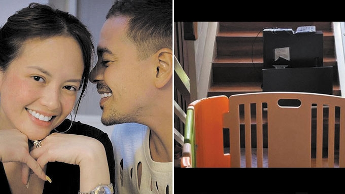 Are John Lloyd Cruz and Ellen Adarna expecting a baby girl?