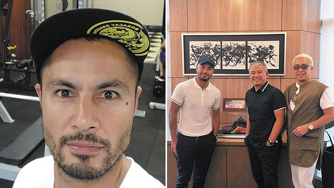 Derek Ramsay bids goodbye to TV5 after six years
