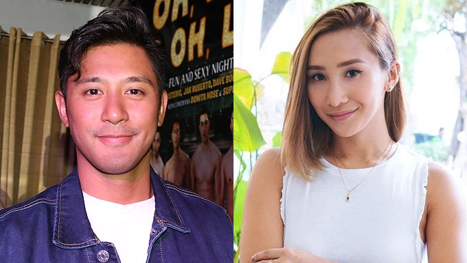 Rocco Nacino opens up about relationship with Melissa Gohing