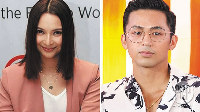 Enzo Pineda reacts to Ryza Cenon's transfer to ABS-CBN