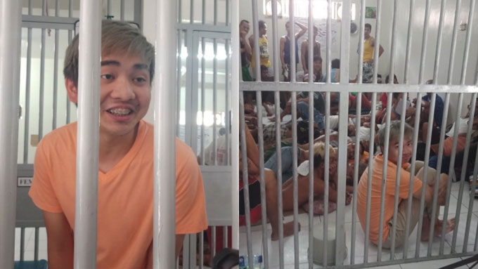 Viral billboard suitor Xian Gaza has not posted bail yet
