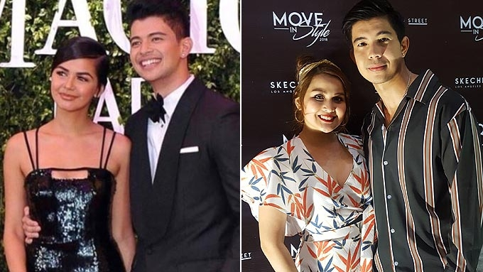 Rodjun Cruz and Dianne Medina support JanVer