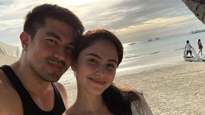 Luis shrugs off bashers doubting Jessy's weight loss
