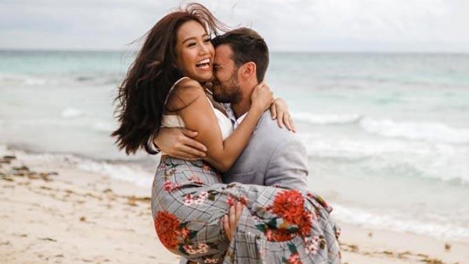 Rachelle Ann to marry American fiancé in Boracay on April 18