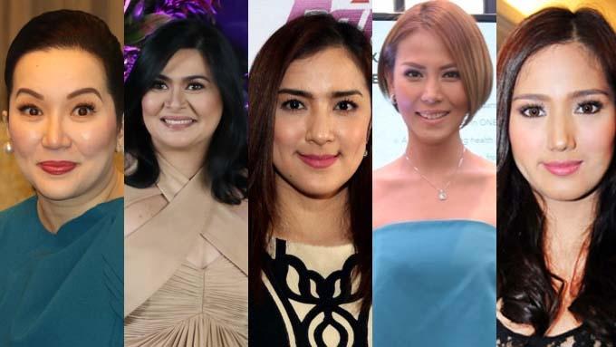 Pa-love life ni Mayor: 5 female celebs with mayor lovers
