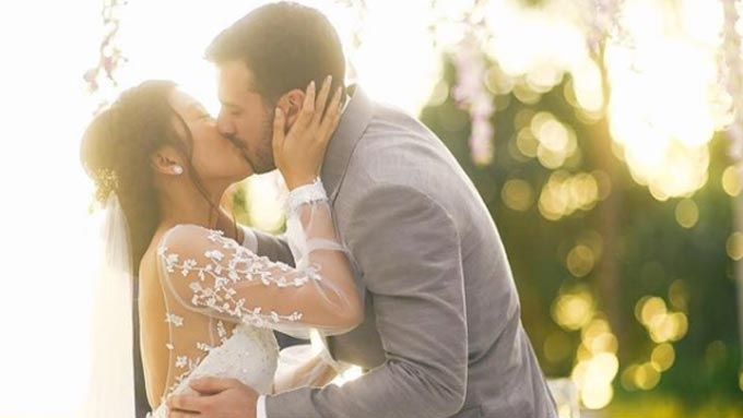 Rachelle Ann Go is now married to Martin Spies
