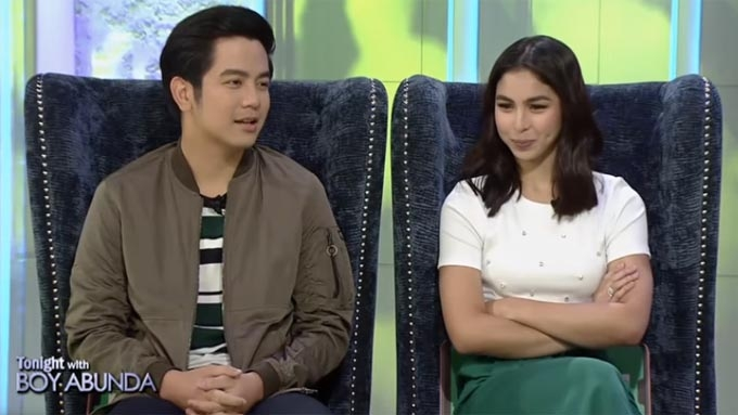 Julia Barretto admits rough patch with Joshua Garcia
