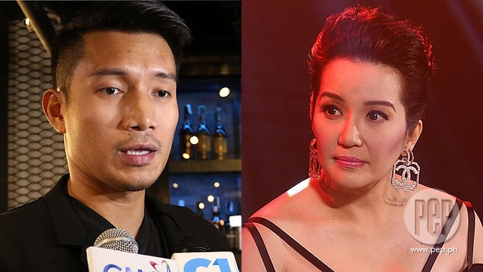 Kris Aquino reveals why James does not see Bimby anymore