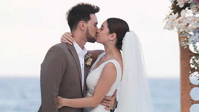 Coleen Garcia and Billy Crawford finally tie the knot