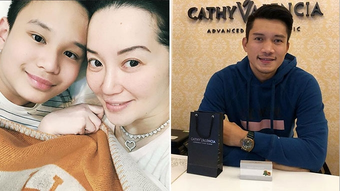 Kris Aquino continues to take a swipe at James Yap