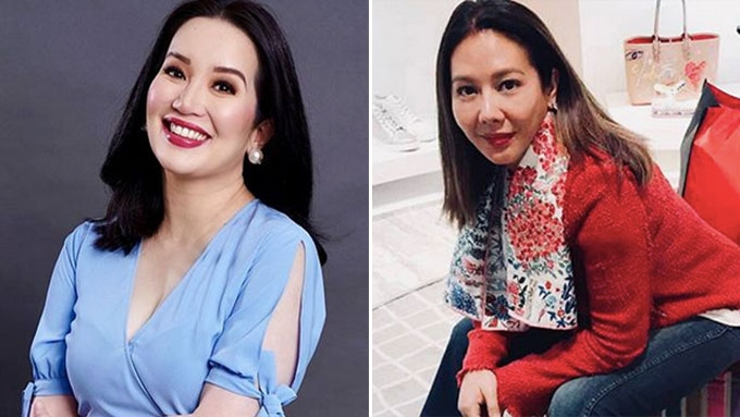 Kris Aquino slams Korina Sanchez over James Yap feature